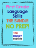 Language/Grammar Skills NO PREP BUNDLE