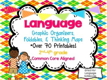 Language Graphic Organizers