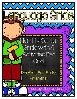 Language Grid Centers