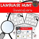 Language Hunt: Word Associations