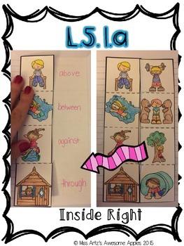 Interactive Notebook Grammar/Language  - 5th Grade Common Core Aligned