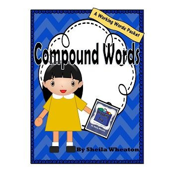 Compound Words:  A Working Words Packet for Young Readers