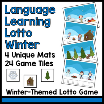 Language Learning Lotto [Winter]