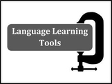 Posters: Language Learning Tools