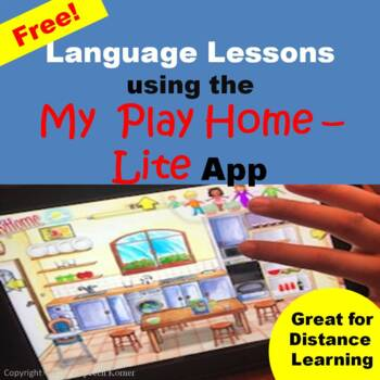 Language Lessons Using the My Play Home Lite App - FREE!