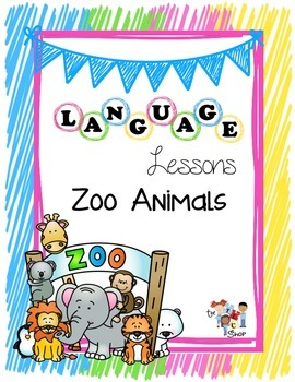 Language Lessons: Zoo Animals