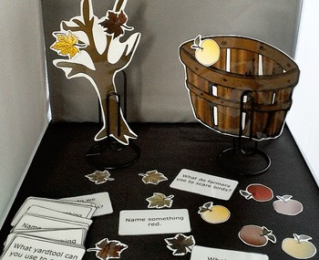 Language, Literacy, and Communication Kit for Autumn/Fall