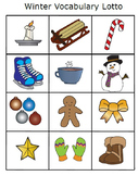 Language, Literacy, and Communication Kit for Winter