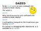 Language Live Holes Level 2 Unit 1 Vocabulary powerpoint (editable)