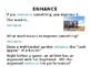 Language Live Level 2 Unit 10 North High School Letter Vocabulary ppt (editable)