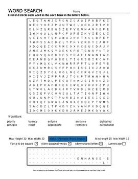 Language Live Level 2 Unit 10 vocabulary wordsearch crossword puzzles