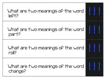 Language Loops: Semantic Set