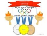 Language Olympics--Grade 4-6 Common Core Language Skills