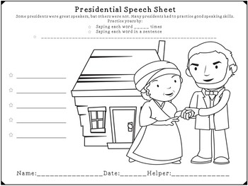 Language Pack: President's Day