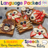 Language-Packed Speech Bites: Toastimals