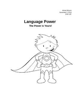Language Power: An ELD Play