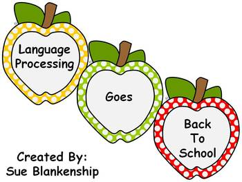 Language Processing Goes Back To School