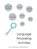 Language Processing Packet