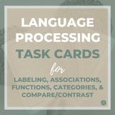 Language Processing/Describing/Word Retrieval Task Cards f