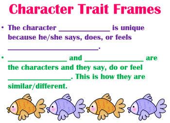 Language Purpose Frames