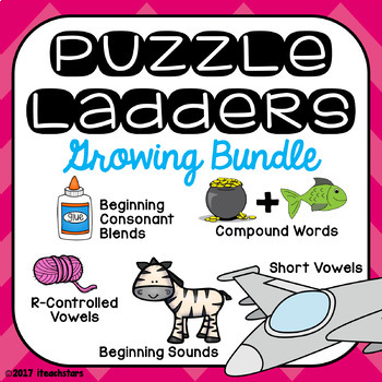 Growing Bundle Language Puzzle Ladders