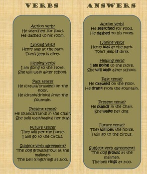 Language Review