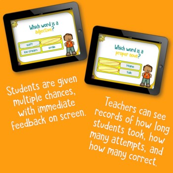 Language Review BOOM Cards