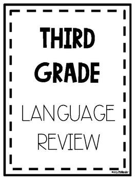 Language Review Guide (grade 3)