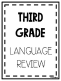 Language Review Guide (grade 3)
