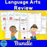 Language Arts Review Games Bundle