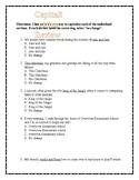 Capitalization Review Sheet