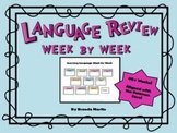 Language Review Week to Week (The Complete Set)