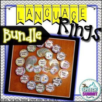 Language Rings: Bundle Pack