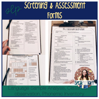 Classroom Observation Forms Worksheets Teaching Resources