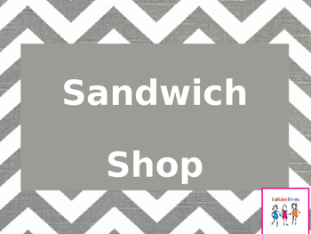 Language Sandwich Game
