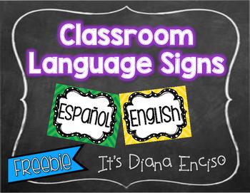 Language Signs