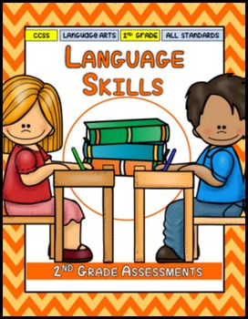 Language Skills Assessments 2nd Grade