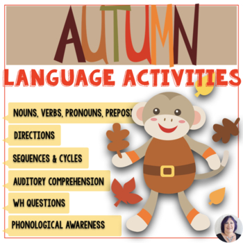 Fall Language Receptive and Expressive Language Skills in Speech Therapy