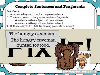 Language Sparks Bundle Two! Basic Language Skills!
