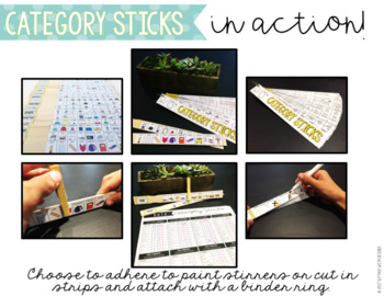 Category Sticks