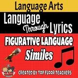 Language Through Lyrics - Similes
