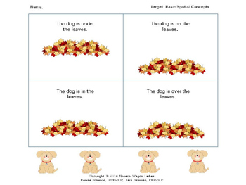 """Language Unit: """"Clifford's First Autumn"""" by Norman Bridwell"""