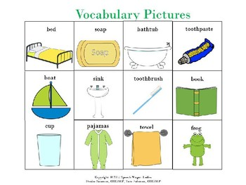 """Language Unit:  """"Froggy Goes to Bed"""" by Jonathan London"""