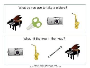"""Language Unit:  """"Froggy Plays in the Band"""" by Jonathan London"""