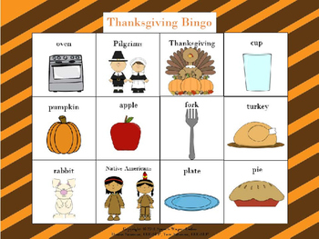 "Language Unit: ""Happy Thanksgiving, Emily"" By Claire Masurel"