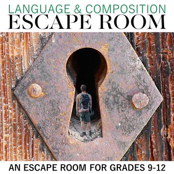 Language and Composition Escape Room
