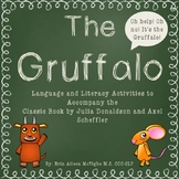 Language and Literacy Activities to Accompany 'The Gruffalo'