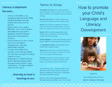 Language and Literacy Brochure for Parents