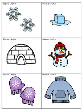 Language and Literacy Lesson: Snowmen at Night