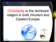 Cultural Characteristics of Europe  SS6G11